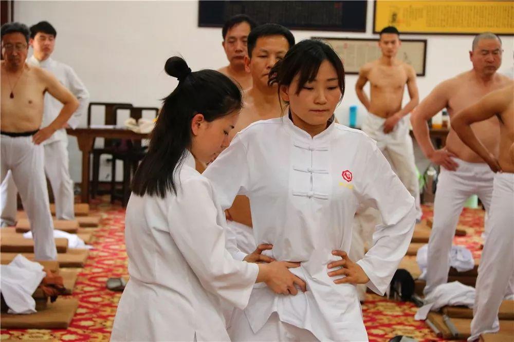 女子练习洗髓功(玉蛋功、驻颜功)的好处!